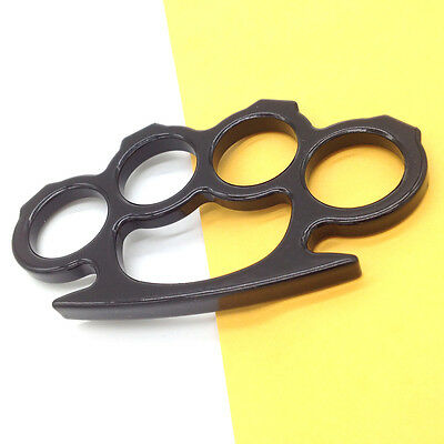 Outdoor Finger Protection Thickening Stainless Steel Anime Weapon Toy Knuckle