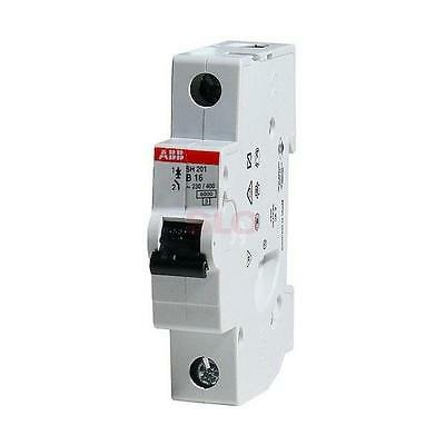 ABB miniature circuit breakers MCB SH201