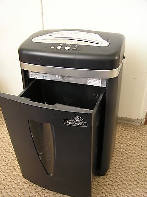 Fellowes Commercial Paper Shredder  4.5 Gal. Confetti  Clean  Quiet