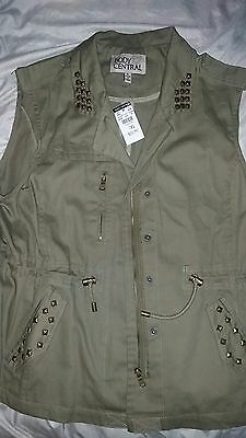 womens vest from Body Central size XL  NWT
