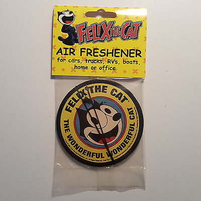 Collectible Felix The Cat Air Freshener
