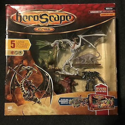 Heroscape: Orms Return Expansion Set - Sealed Brand New!