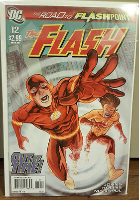 The Flash #12 The Road To Flashpoint DC Comics Mint-MN COMBINED SHIPPING