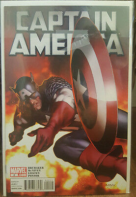 Captain America #2 Marvel Comics COMBINED SHIPPING