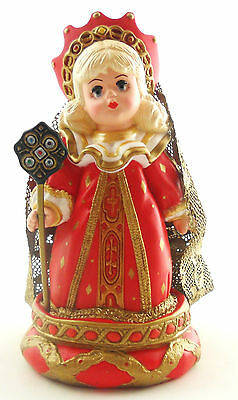 Hallmark Madame Alexander Red Queen Alice in Wonderland Keepsake Ornament 1999