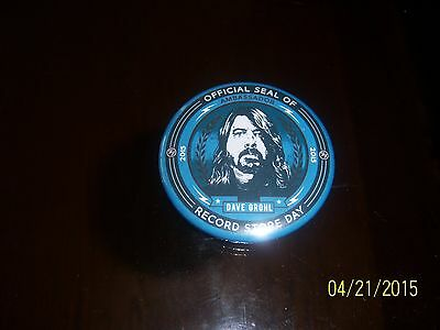 Dave Grohl  Pin Record Store Day 2015
