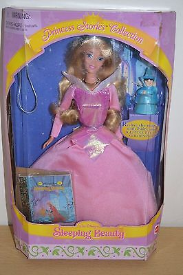 1997 Walt Disney's SLEEPING BEAUTY Princess Stories Collection Doll