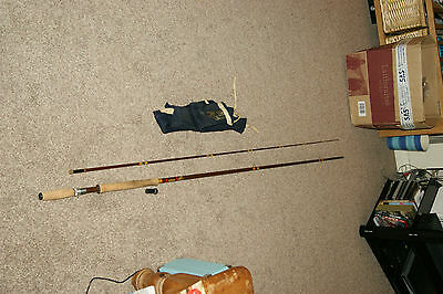 Hardy Richard Walker Superlite Fly Rod 7/8# 9' with butt extension