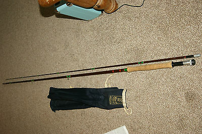 Hardy ESK 7# 10' Fly Rod in original bag excellent condition