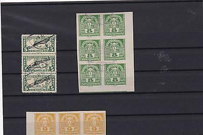 Austria  Mint Never Hinged And Used  Stamps Blocks   R 2115