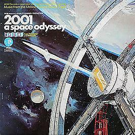 Various - 2001 - A Space Odyssey - Mgm Records - 1968 #745826