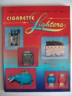 Vintage Cigarette Lighter's Price Guide Collector's Book