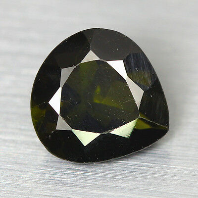2.420 Ct Unique Hi-Class Ultra Color 100% Natural Unheated Green Tourmaline