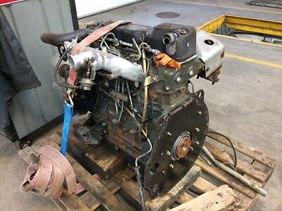 Mitsubishi Canter diesel engine. Model 4D34-AT6 Complete.