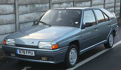 CITROEN BX SPORT 1985 the only one on the road in the UK!