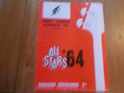 The All Stars  Programme 1964 Rolling Stones
