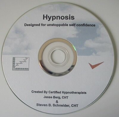 PROFESSIONAL HYPNOSIS CD - Boost Your Self Confidence