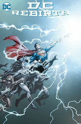 DC REBIRTH SPECIAL (2017)  deutsch ab #1 + lim. Variant´s  BATMAN,SUPERMAN,FLASH