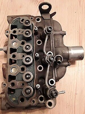 kubota d722 engine cylinder head