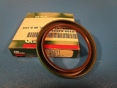 SKF CR 21611, Seal Lip, ID 2.165