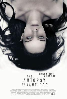 The Autopsy Of Jane Doe Movie Poster 18'' X 28''