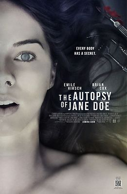 The Autopsy Of Jane Doe Movie Poster 18'' X 28'' ID:1