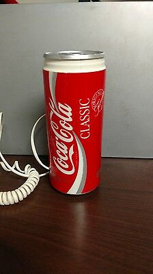 Coca Cola can telephone