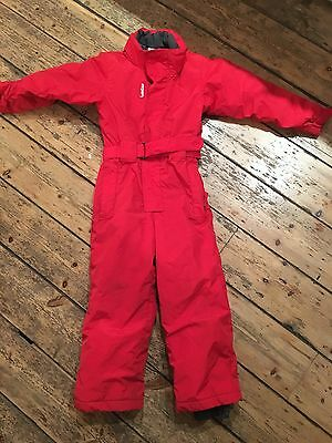 Decathalon All In One Child Ski Suit