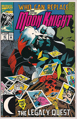 Marc Spector Moon Knight (1989) # 47-48-49-50