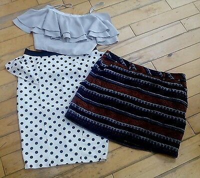 women's size 16 skirt  & top spring/summer  bundle
