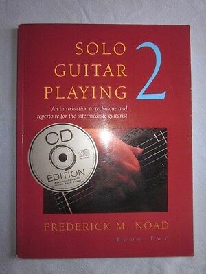 Noad, Solo Guitar Playing, Book 2