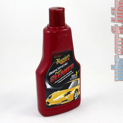 Meguiars Deep Crystal Paint Cleaner Lackreiniger 473ml Step 1