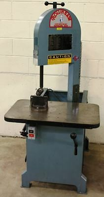 Roll-In Saw Model EF1459 Vertical Band Saw