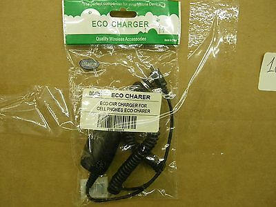 Lot of 10 Eco MicroUSB Car Charger for Samsung.LG.Motorola Cell Phones Generic