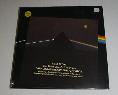 Pink Floyd – The Dark Side Of The Moon – 30th Anniversary Edition LP – Sealed