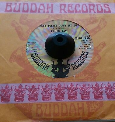 Chuck Ray - Baby Please Don't Go - Northern Soul