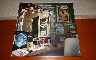Tim Bowness Lost In The Ghost Light Gold Vinyl Numbered Limited Signed Sold Out