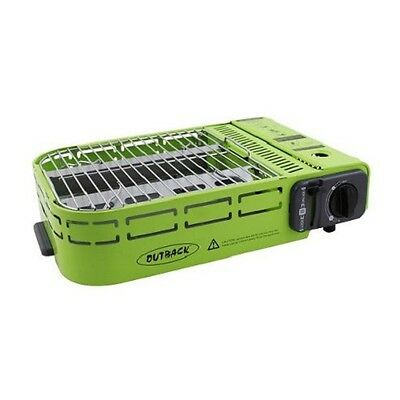 Portable Gas Stove Cooker Bbq Outdoor Cooking on Camping & Hiking Picnic Burner