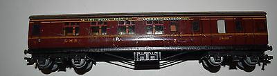 "Hornby Dublo - LMS 3rd Class/Brake Carriage - ""The Royal Scot"""