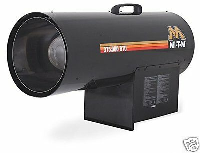 Mi-T-M MH-0375-LM10 Propane Forced Air Portable Heater, 225,000-375 000 BTU