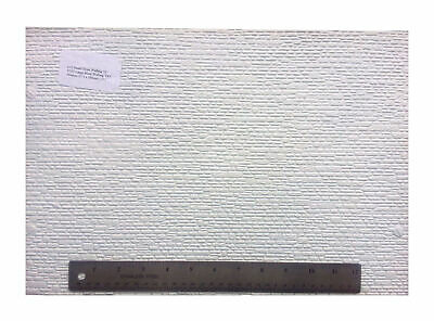 Rough Stone Wall sheet (large stone)(38x29cms UNPAINTED OO Scale 1:76 V103