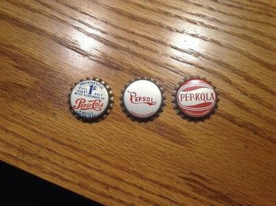 pepsi bottle caps