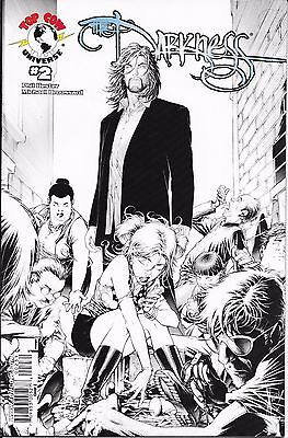 Darkness # 2 Volume 3 Sketch Incentive Cover