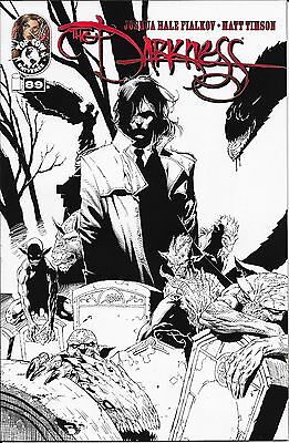 Darkness # 89 Incentive Sketch Cover