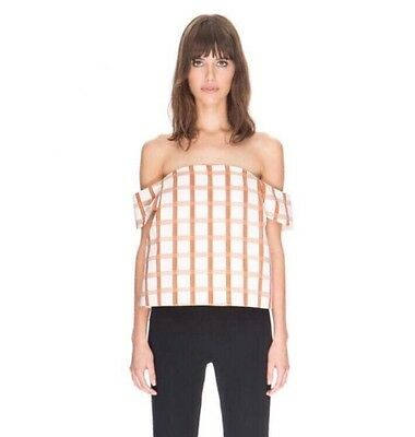 C/MEO Collective Off the Shoulder Top Size 8