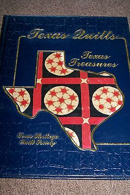 Identification/price Guide Book On Texas Quilts