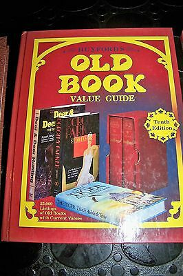 Identification/price Guide Book On Collectible Old Books #3