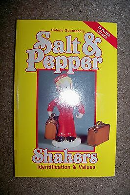 Identification/price Guide Book On Salt An Pepper Shakers #3
