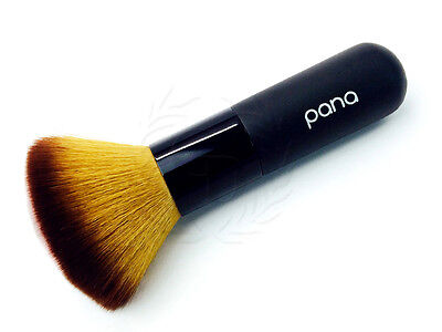 Pana Professional Super Soft Two-Toned Cosmetic Makeup Powder Blush Brush