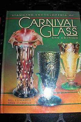 Identification/price Guide Book On Carinval Glass #5